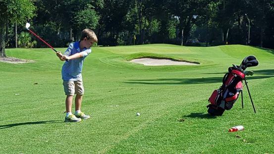 golf camp 19