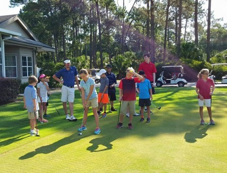 golf camp 22