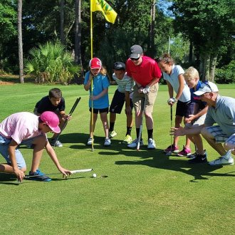 Jr Golf Camp 1