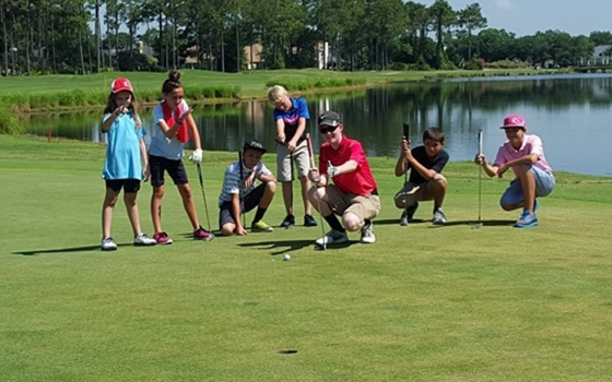 Jr Golf Camp 5a