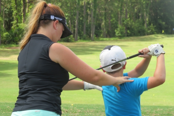 Jr golf instruction 1