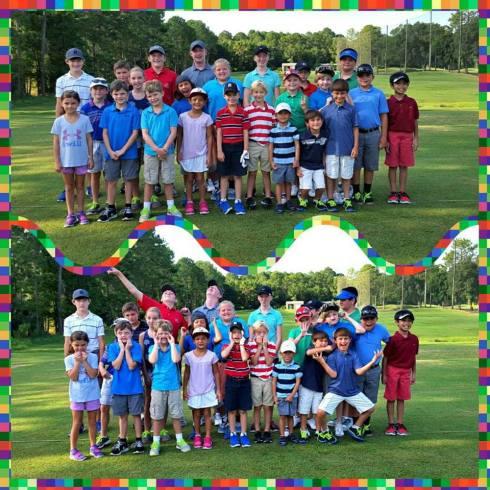 July camp 1