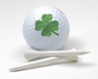 shamrock golf ball-web